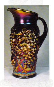 Grape Arbor Pitcher