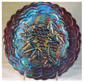 Imperial Grape Plate