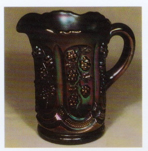 Blackberry Miniature Pitcher